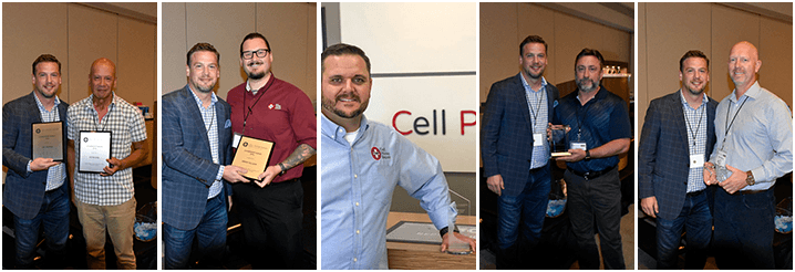 CPR 2018 Annual Conference Award Recipients