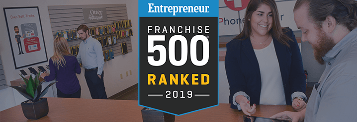 cpr ranked on 40th annual franchise 500®