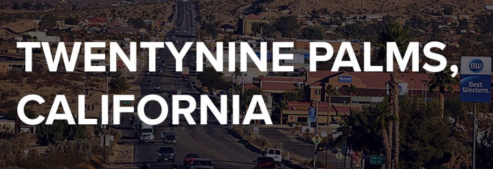 mobile repair franchise in twentynine palms, California